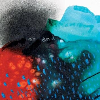 No End / Cover of Joanna's debut album / Bocian Records 2018